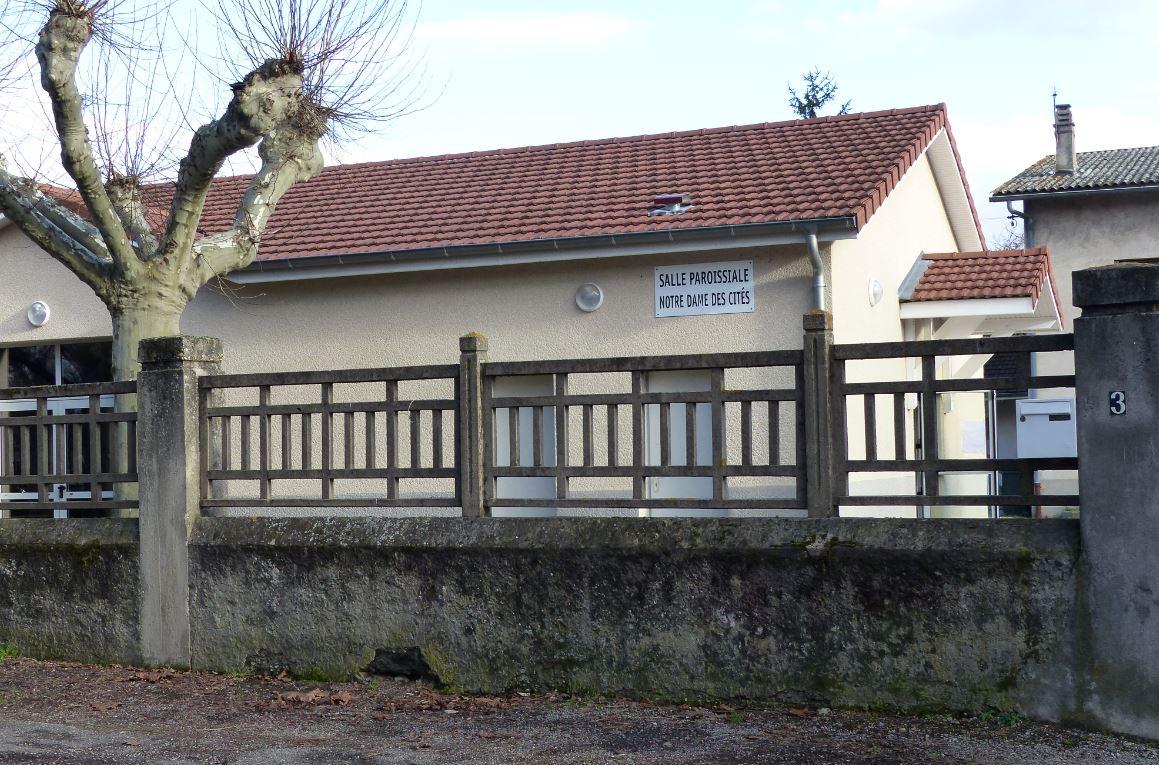 Salle Paroissiale N.D. des Cités