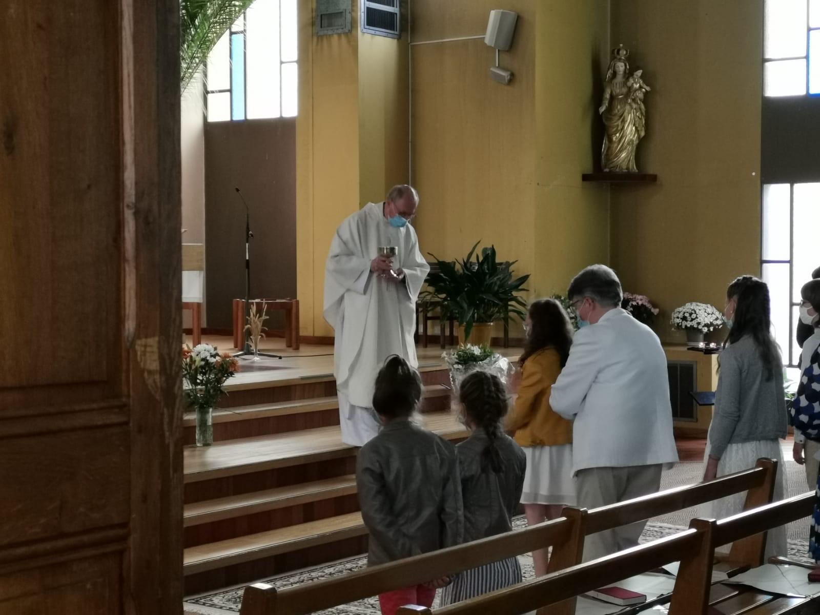 St Clair - Ascension 13 Mai 2021