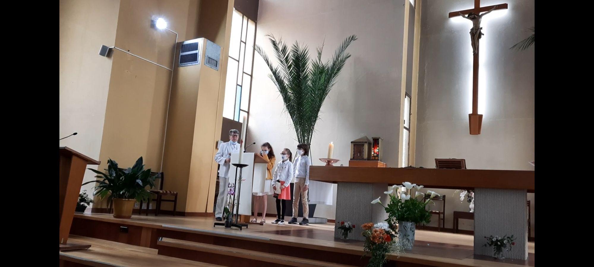 Lecture du psaume